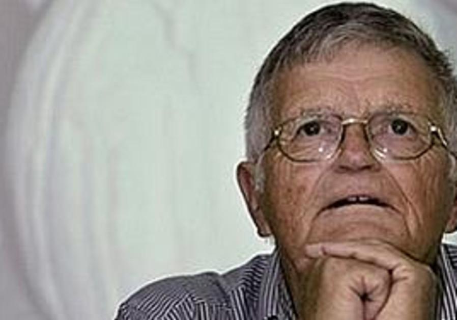 Prof. Ehud Netzer Hebrew University archaeologist.