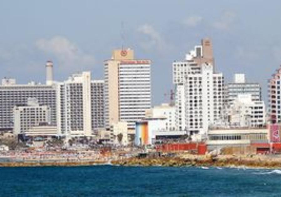 """The Tel Aviv """"bubble."""""""