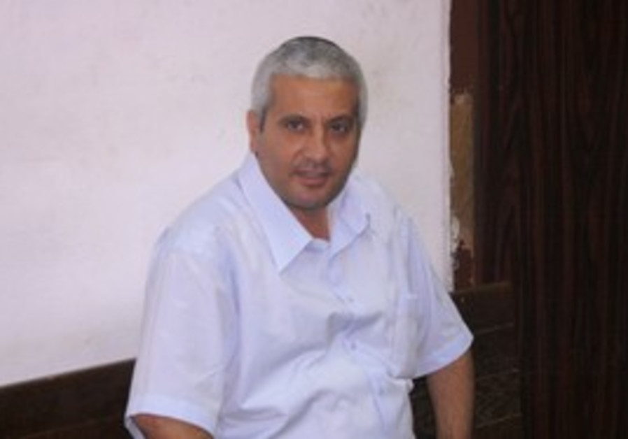 Interior Ministry D-G Gabi Maimon in court.
