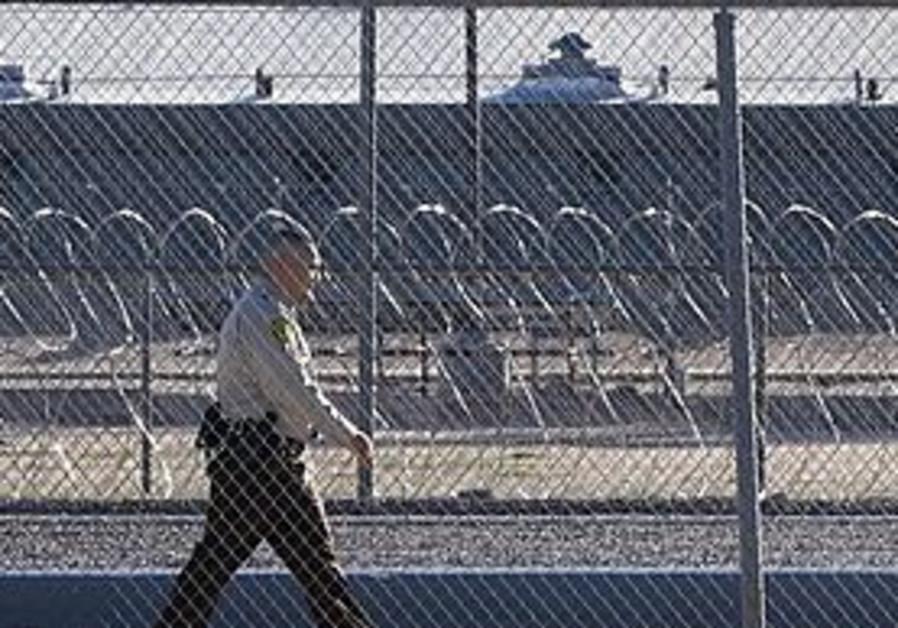 Arizona Sate Prison Tuesday, Oct. 26, 2010.