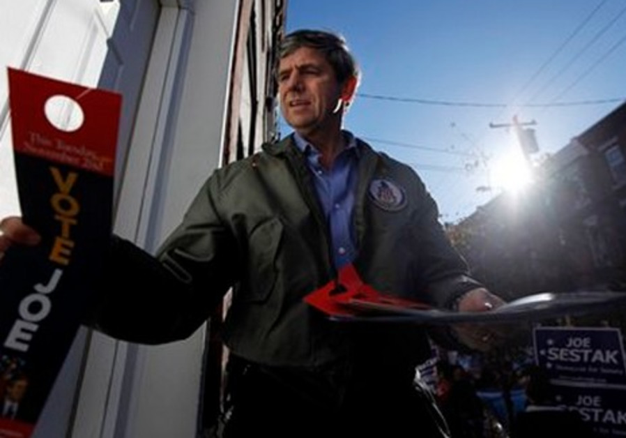 Pennsylvania Senate candidate Joe Sestak (D)