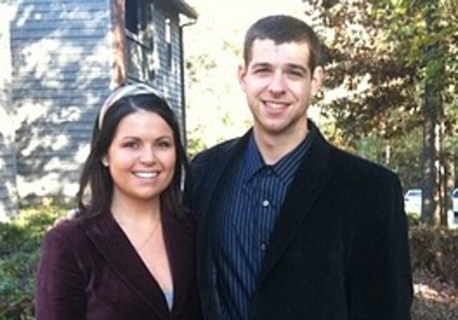 Mike Hope and his fiance, Hope Fargis