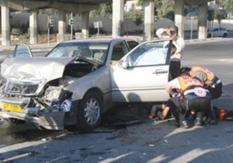 car accident [illustrative]