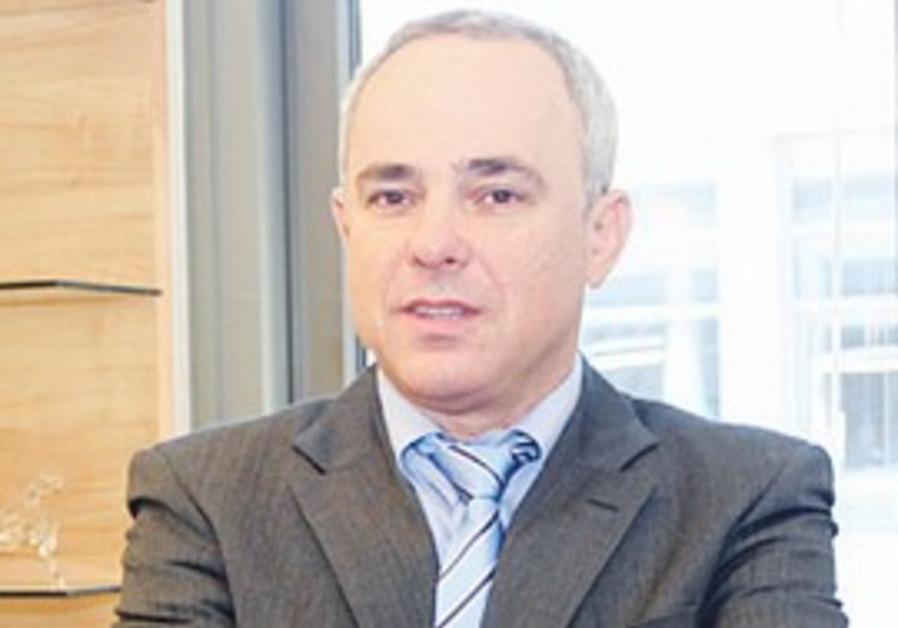 Finance Minister Yuval Steinitz