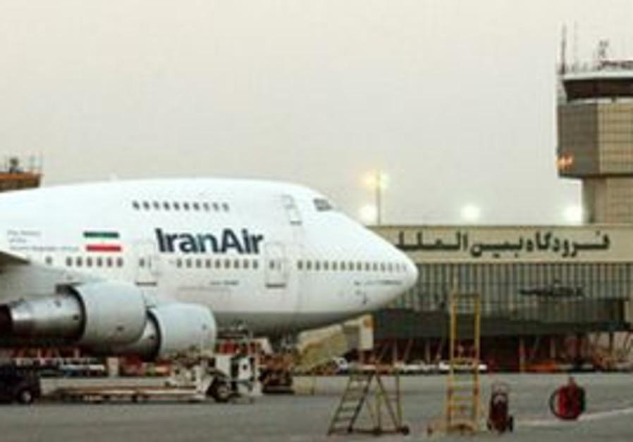 Iran Air 747