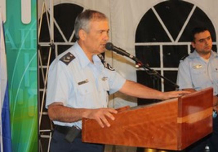 Police Insp.-Gen. David Cohen