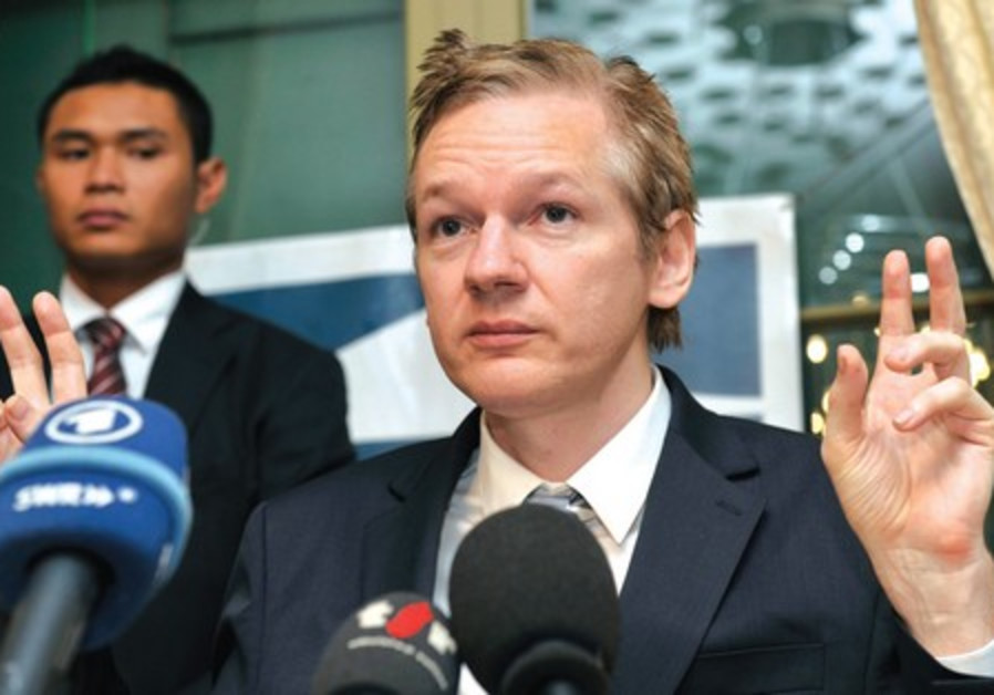 Wikileaks founder Julian Assange