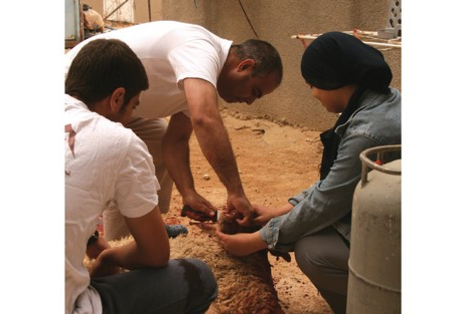 Israeli Muslims outsource the slaughter