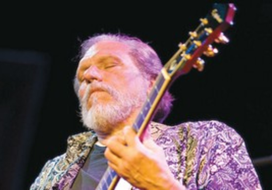Jorma Kaukonen with Hot Tuna