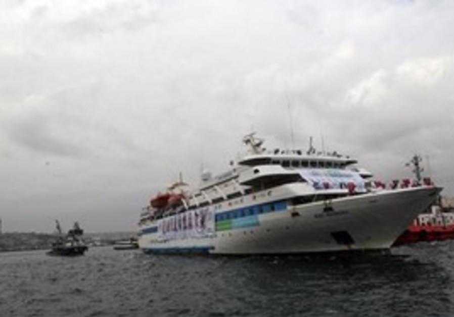 The 'Mavi Marmara'