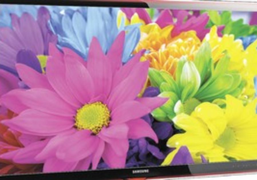 Samsung 3D television