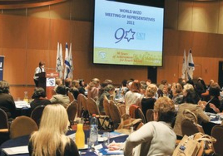 WIZO EMPLOYS 5,000 people in Israel and runs dozen