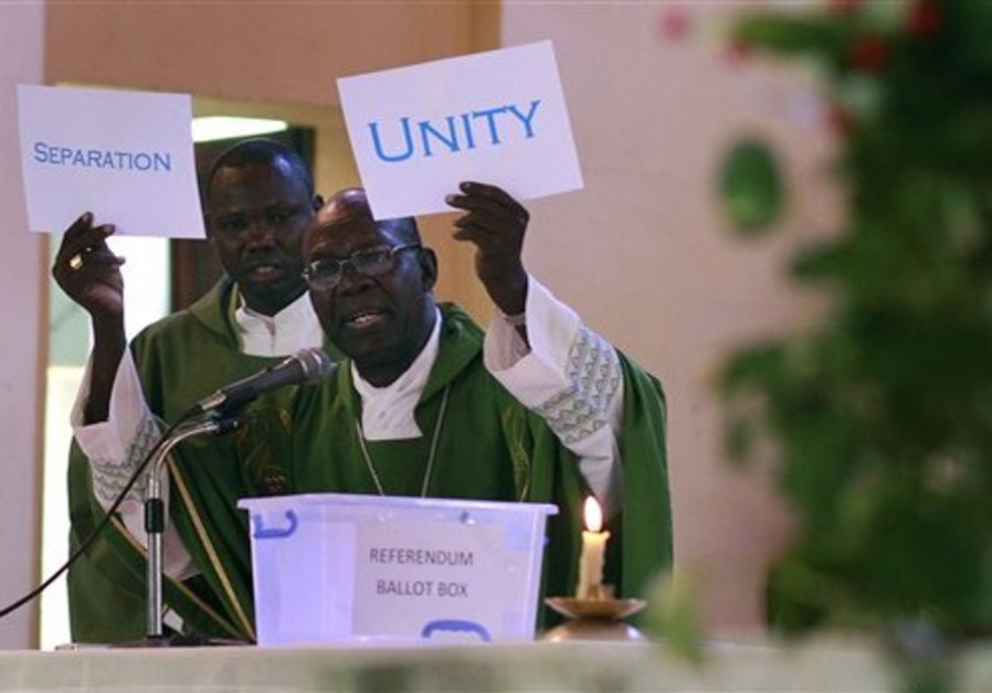 South Sudan Independence Referendum