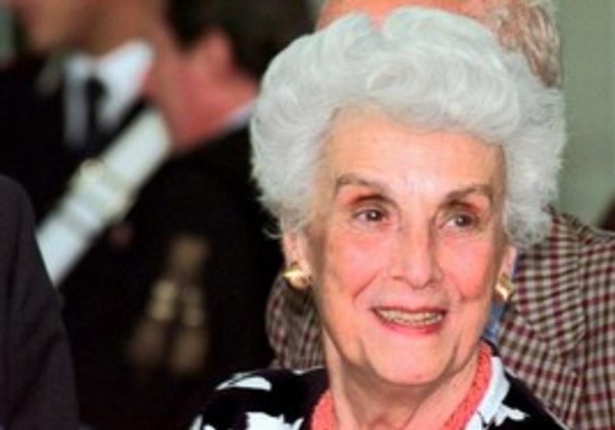tullia zevi dies at 91