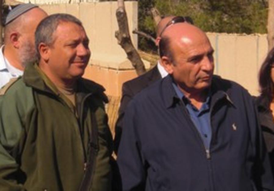 Shaul Mofaz [file photo]