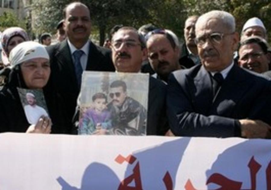 Jordanian justice minister Hussein Mjali