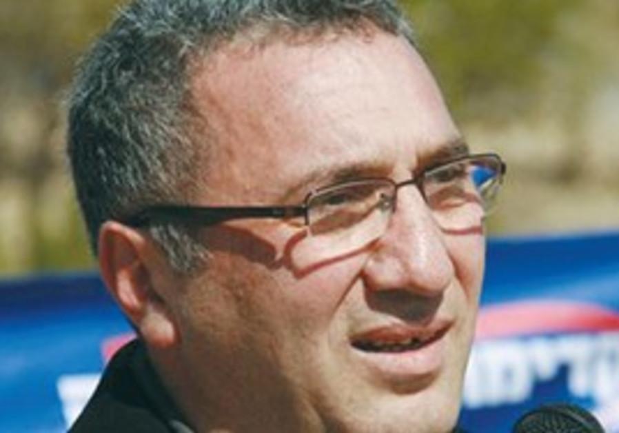 Kadima MK Robert Tibayev