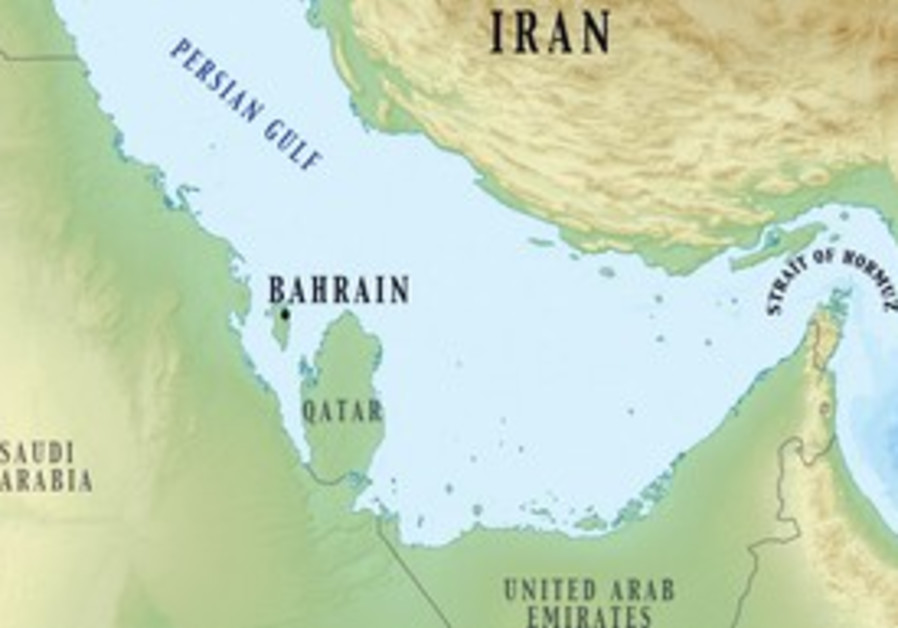 Bahrain hosts the headquarters of  the US Navy 5th