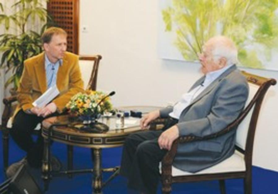 Bernard Lewis and David Horovitz