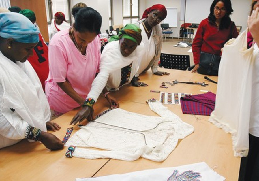 Ahoti feminist organization empowers poor women