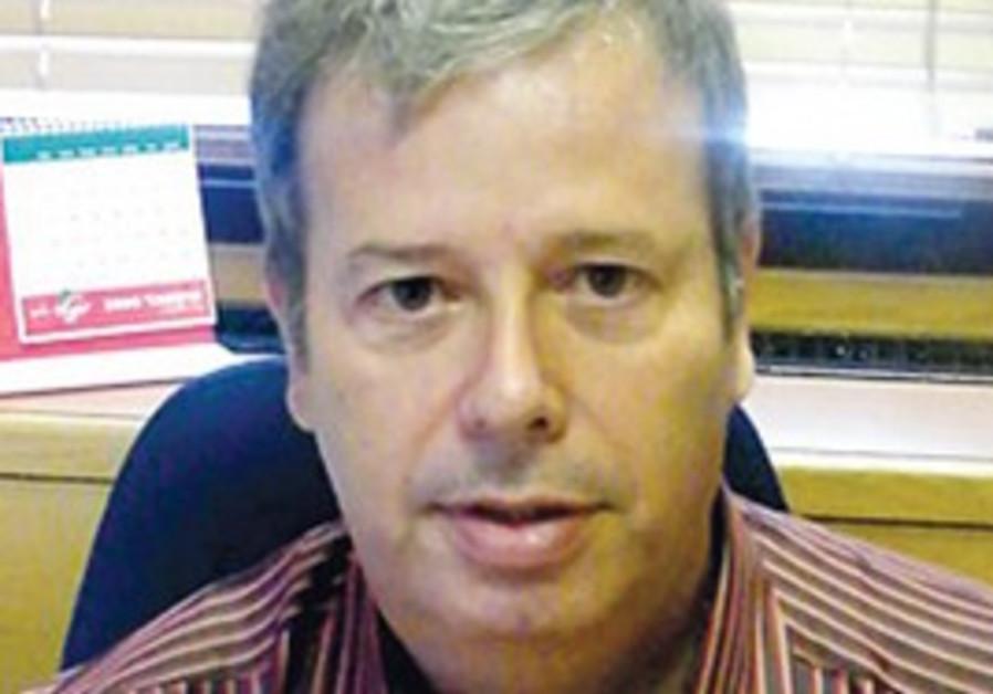 Nazareth Illit Mayor Shimon Gapso