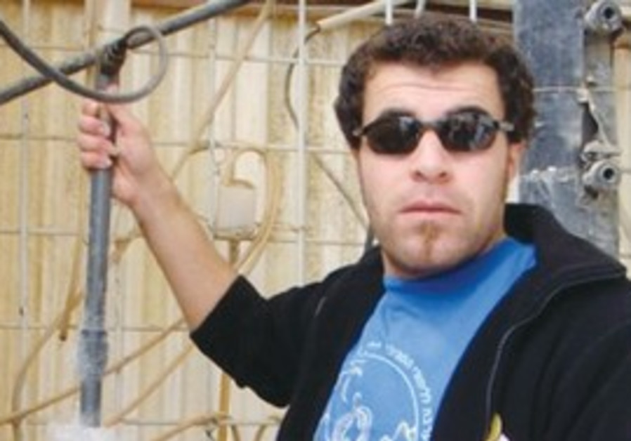 Jordanian PhD student Amer Sweity.