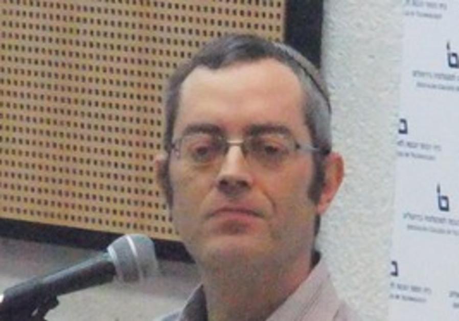 Electrooptics engineer Dror Fixler.