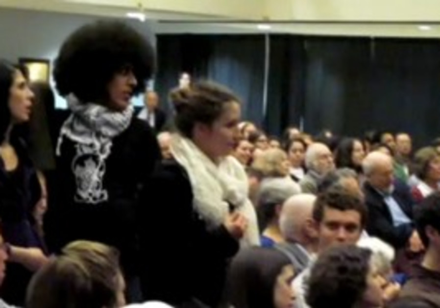 Students for Justice in Palestine at Brandeis