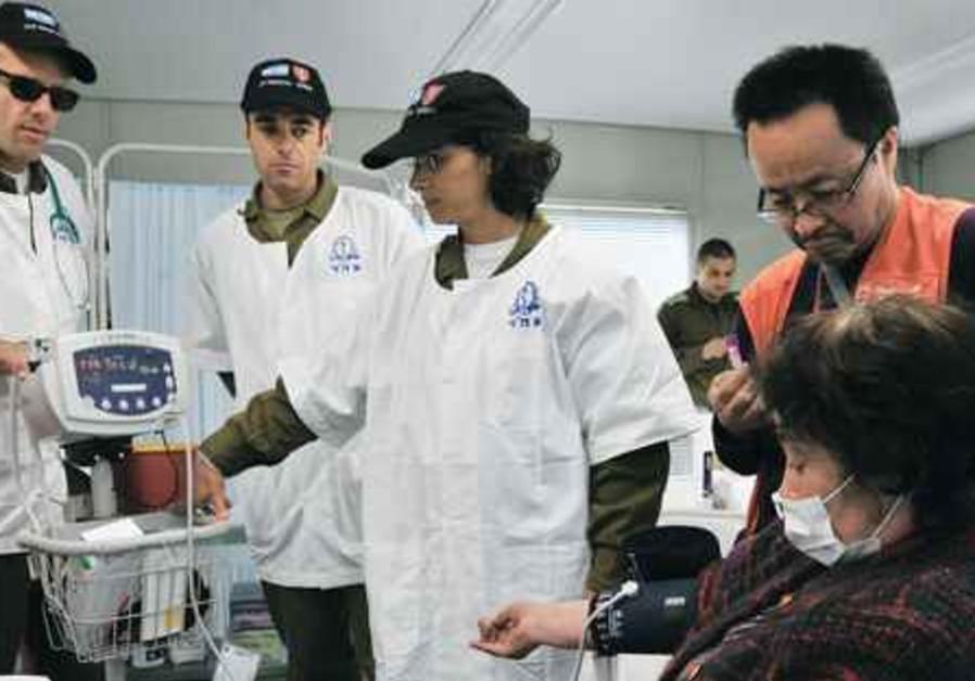 Israeli Doctors in Japan