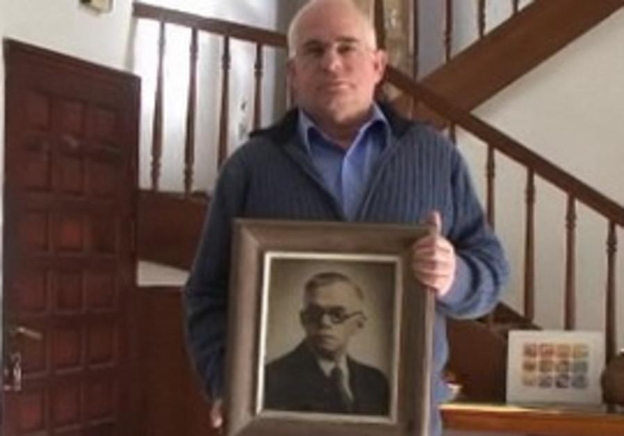 Zeev Jabotinsky, grandson of the Zionist leader.