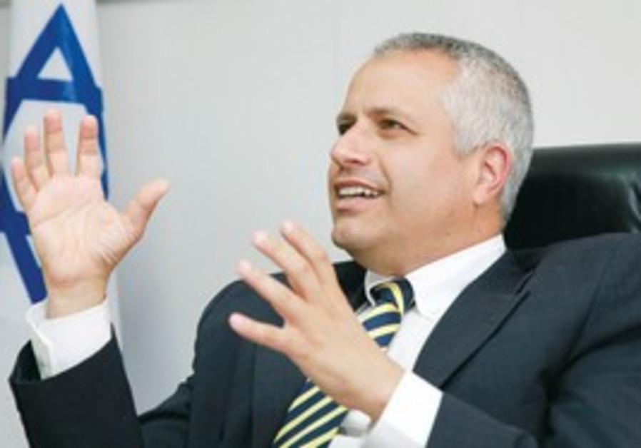 Oren Helman: My door is always open.