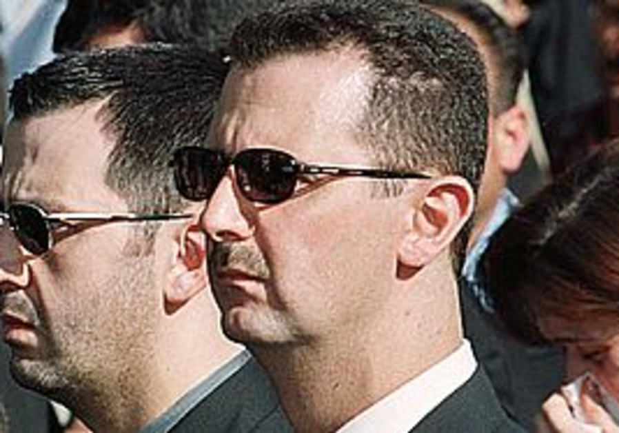 Maher and Bashar Assad