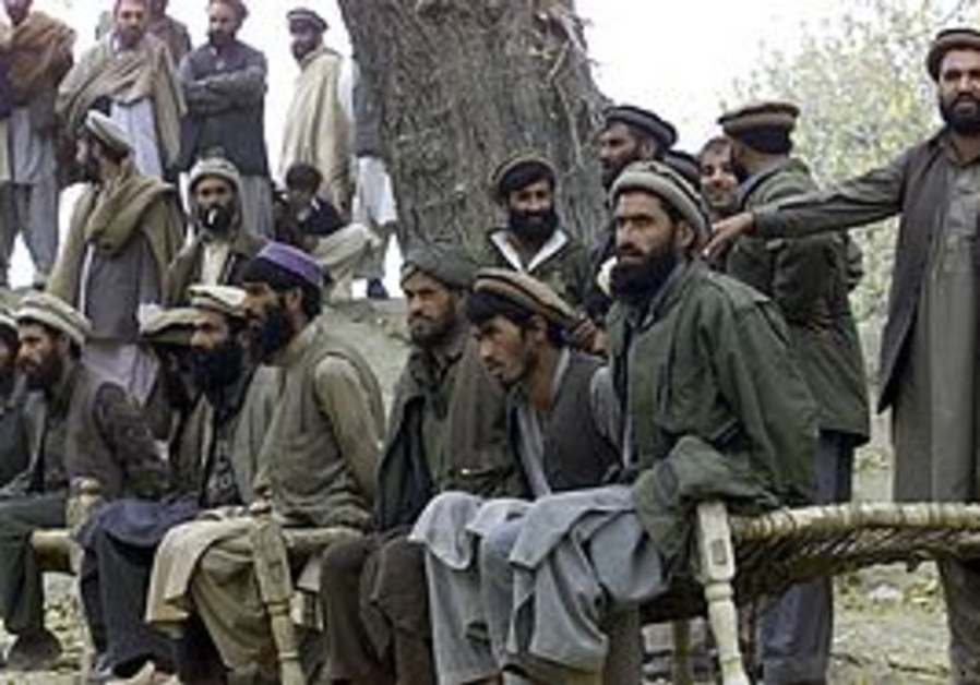 jihadists in Afghanistan