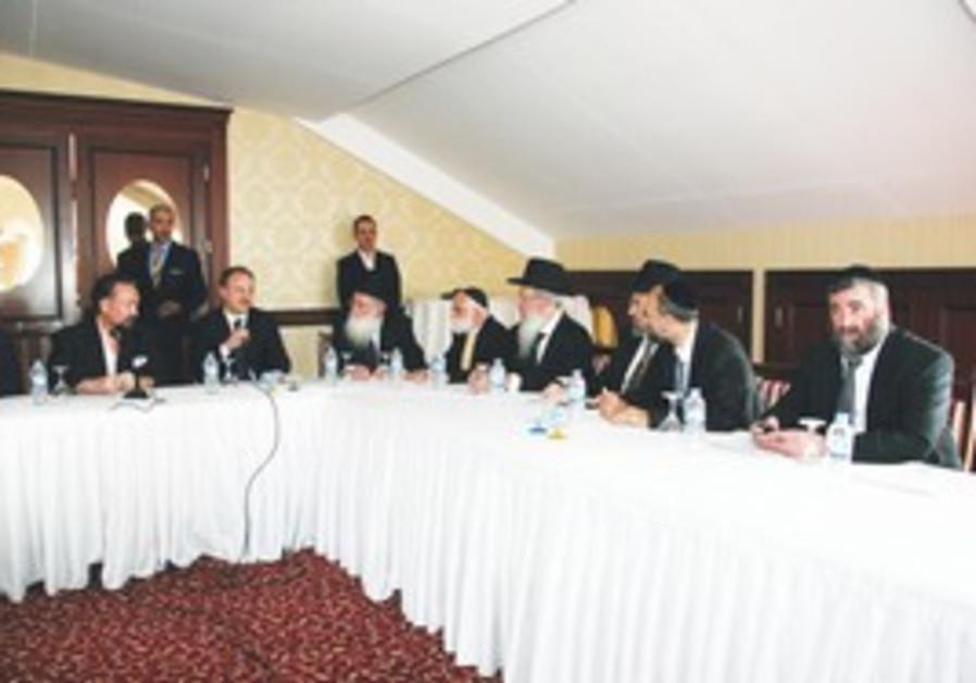Senior delegation of interfaith religious leader