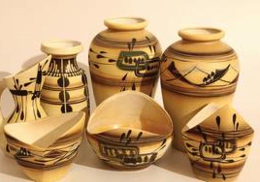 Ben Baroch pottery