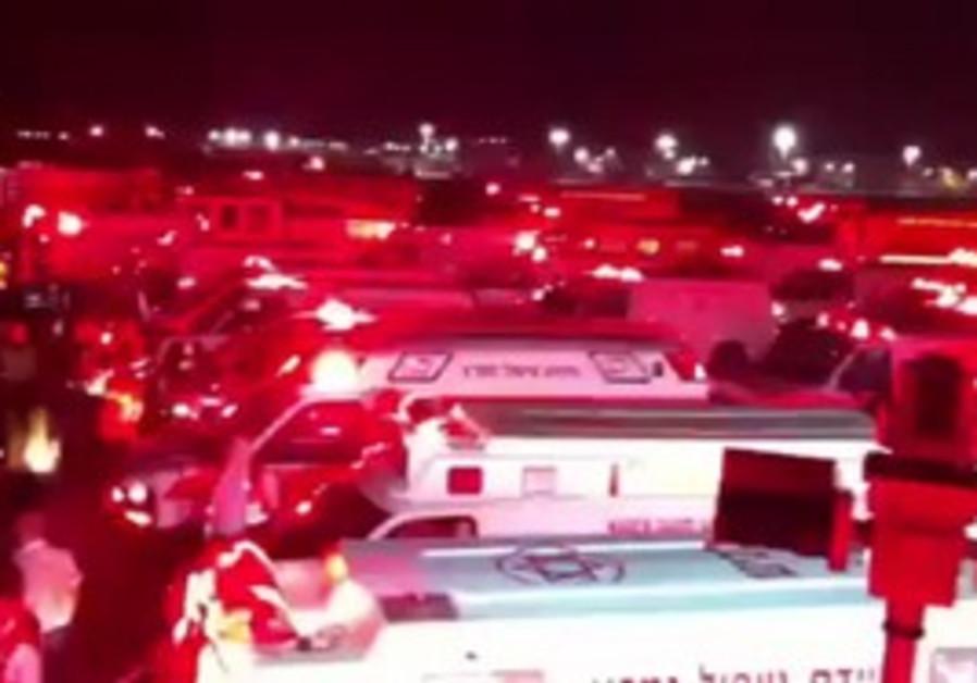 Ambulances [illustrative]