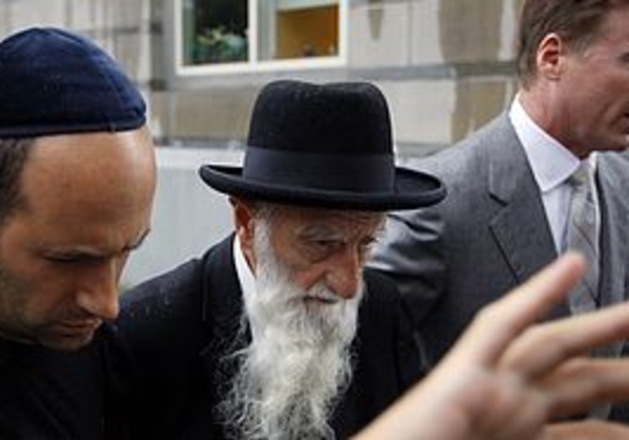 Syrian Rabbi Saul Kassin arrested in 2009