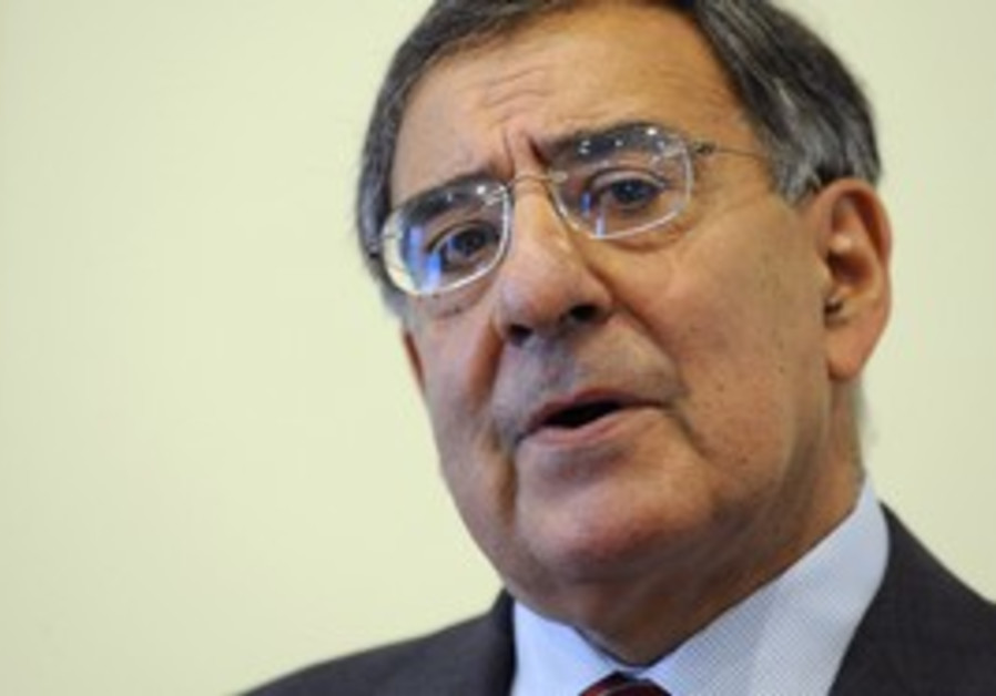 US Defense Secretary Leon Panetta [file photo]