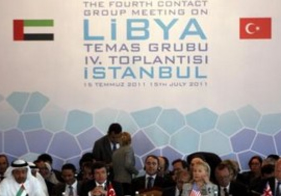 Libya Contact Group meeting in Istanbul