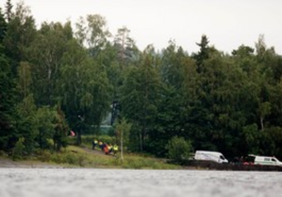 Authorities search for bodies in Utoyea, Norway