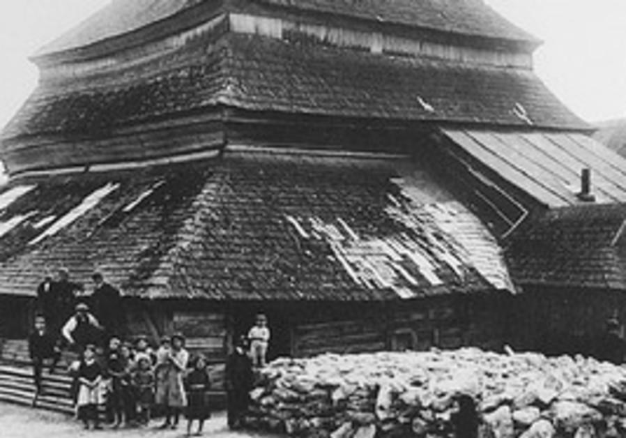 Gwozdziec synagogue