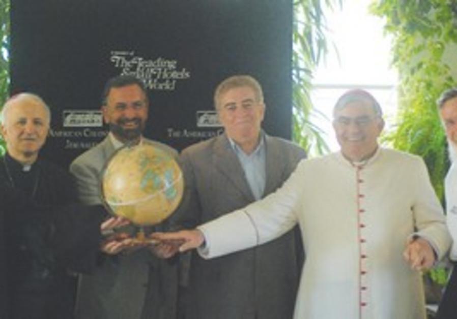Religious clerics meet to discuss environment