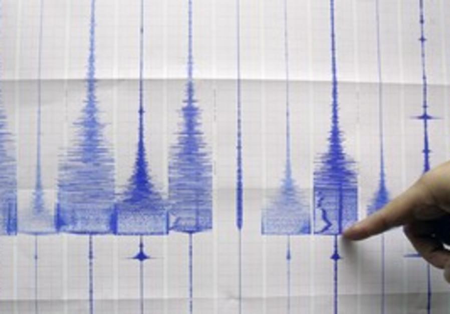 Richter Scale [file photo]
