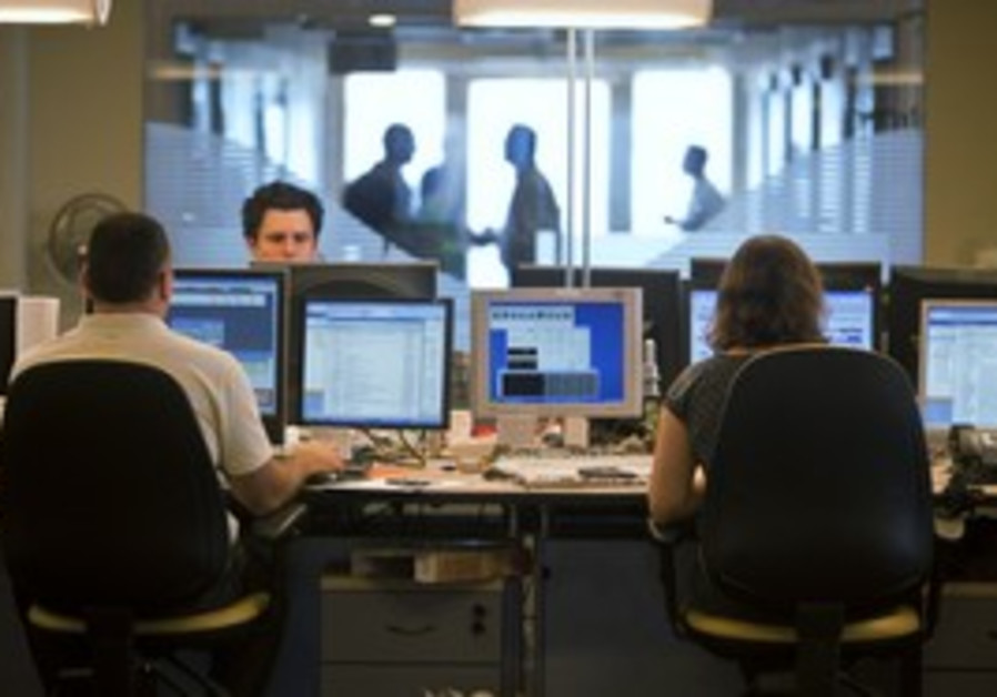 Tel Aviv brokers