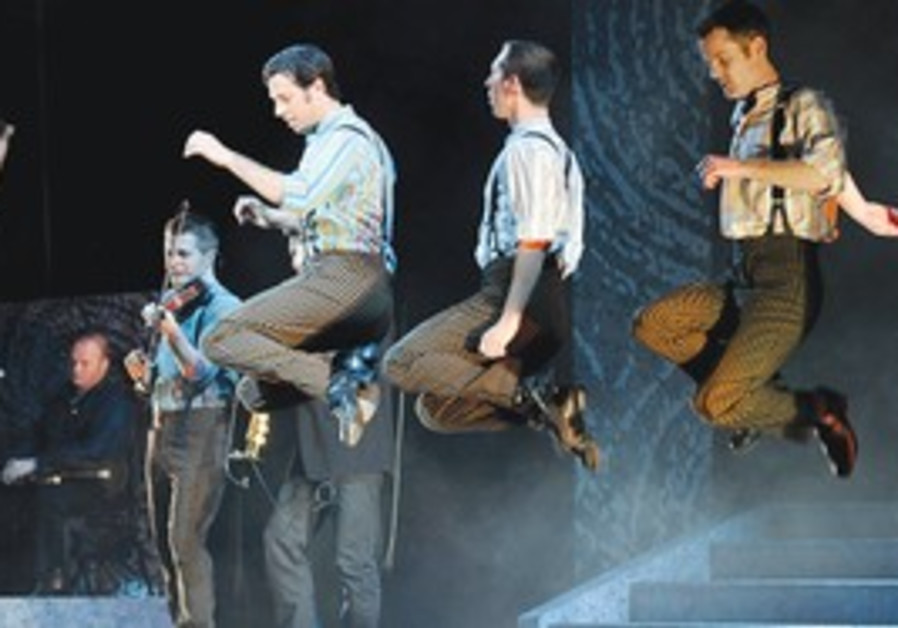 Riverdance performance