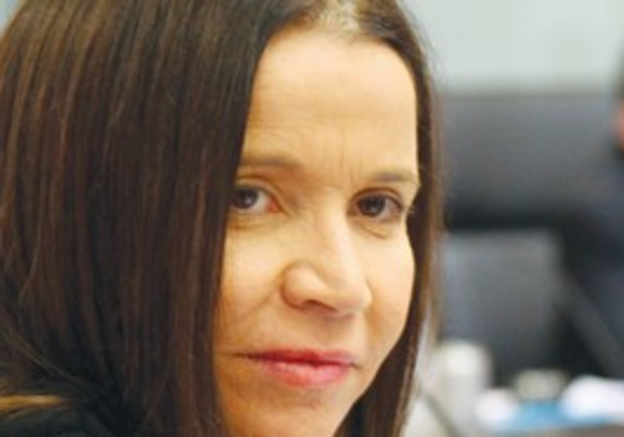 Shelly Yacimovich