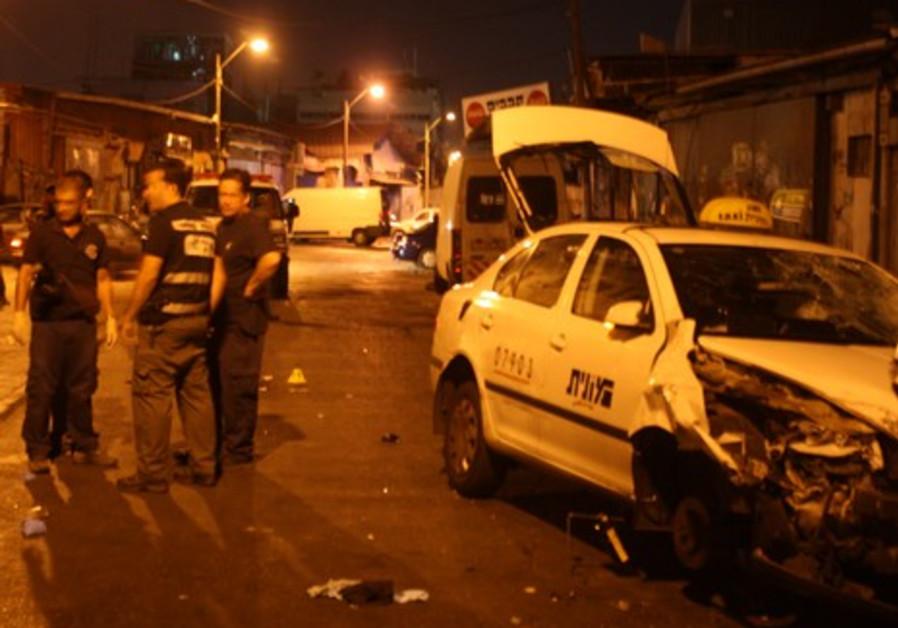 TA terror attack outside Haoman club