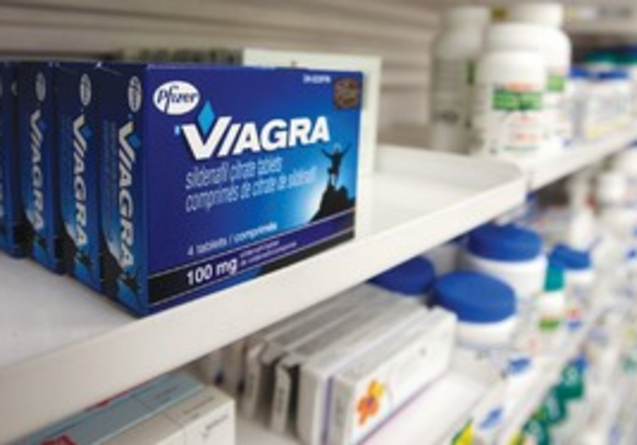 Viagra and stroke