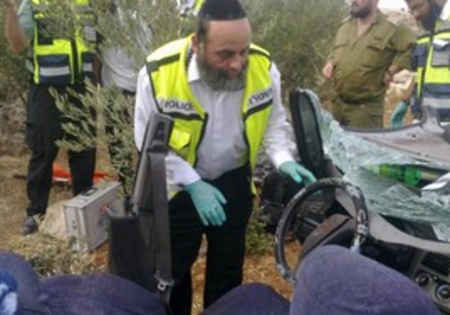Kiryat Arba fatal car accident