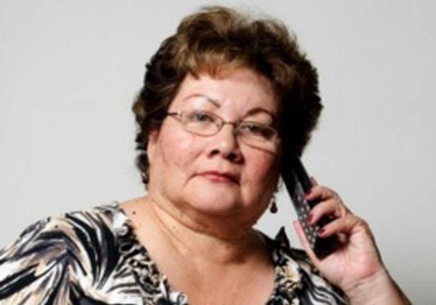 Older overweight woman [illustrative photo]